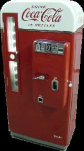 coca cola vendo 81 vending machine