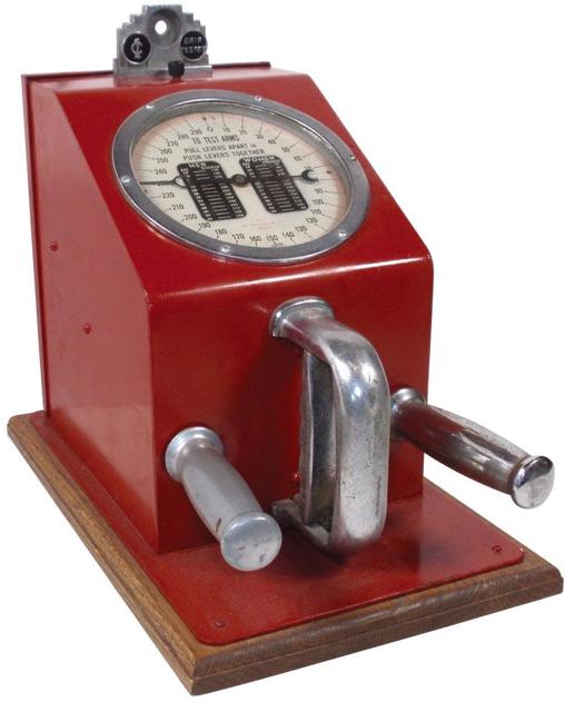 punching strength machine