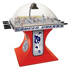 Super Chexx Ice Hockey arcade game