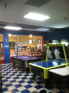 Going out of business sell off of Air Hockey tables