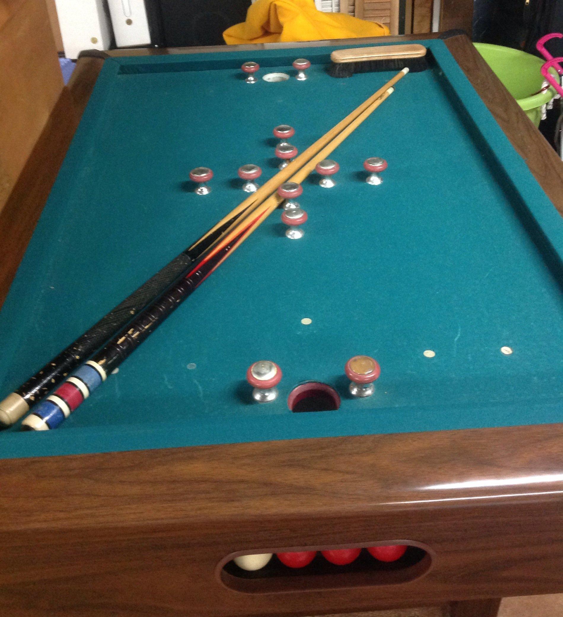 shuffleboard  u0026 bumper pool table for sale in maryland