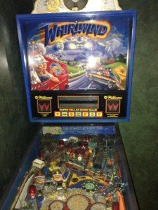 Whirlwind Pinball Machine For Sale In Long Island New