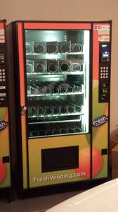 AMS 39 Visi combo Vending Machine for sale