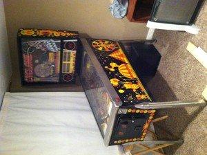 Cyclone pinball machine for sale in Nebraska.