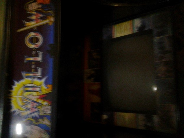 Willow video arcade game for sale in Seattle