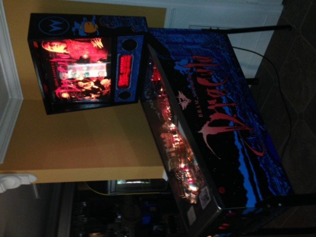 bram stokers dracula pinball machine for sale mooresville nc. Black Bedroom Furniture Sets. Home Design Ideas