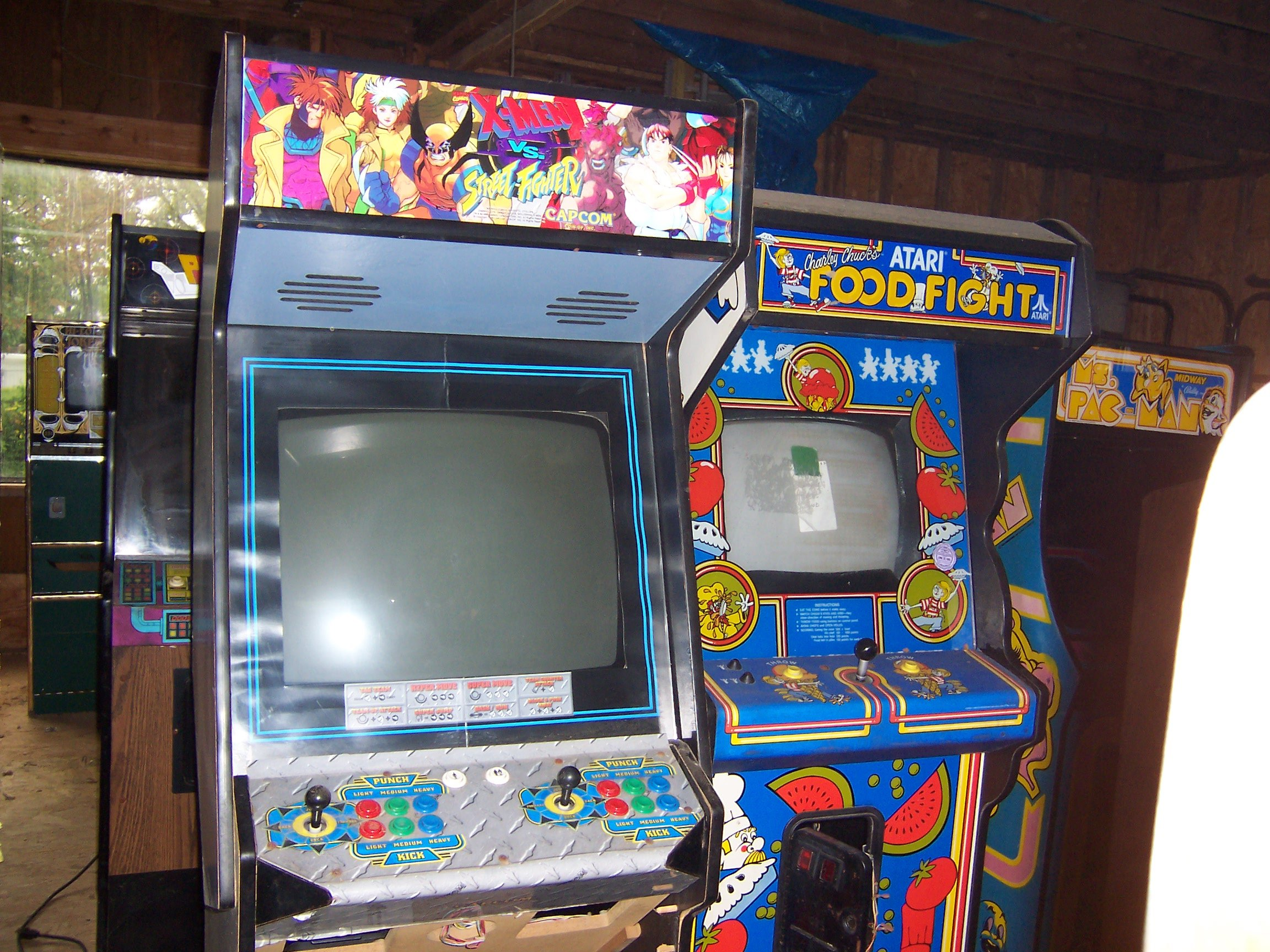 Coin Op Arcade Games For Sale In Kentucky Archives We