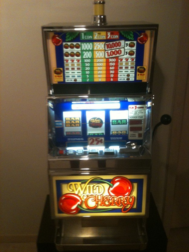 Wild Cherry Slot Machine For Sale Minneapolis Minnesota