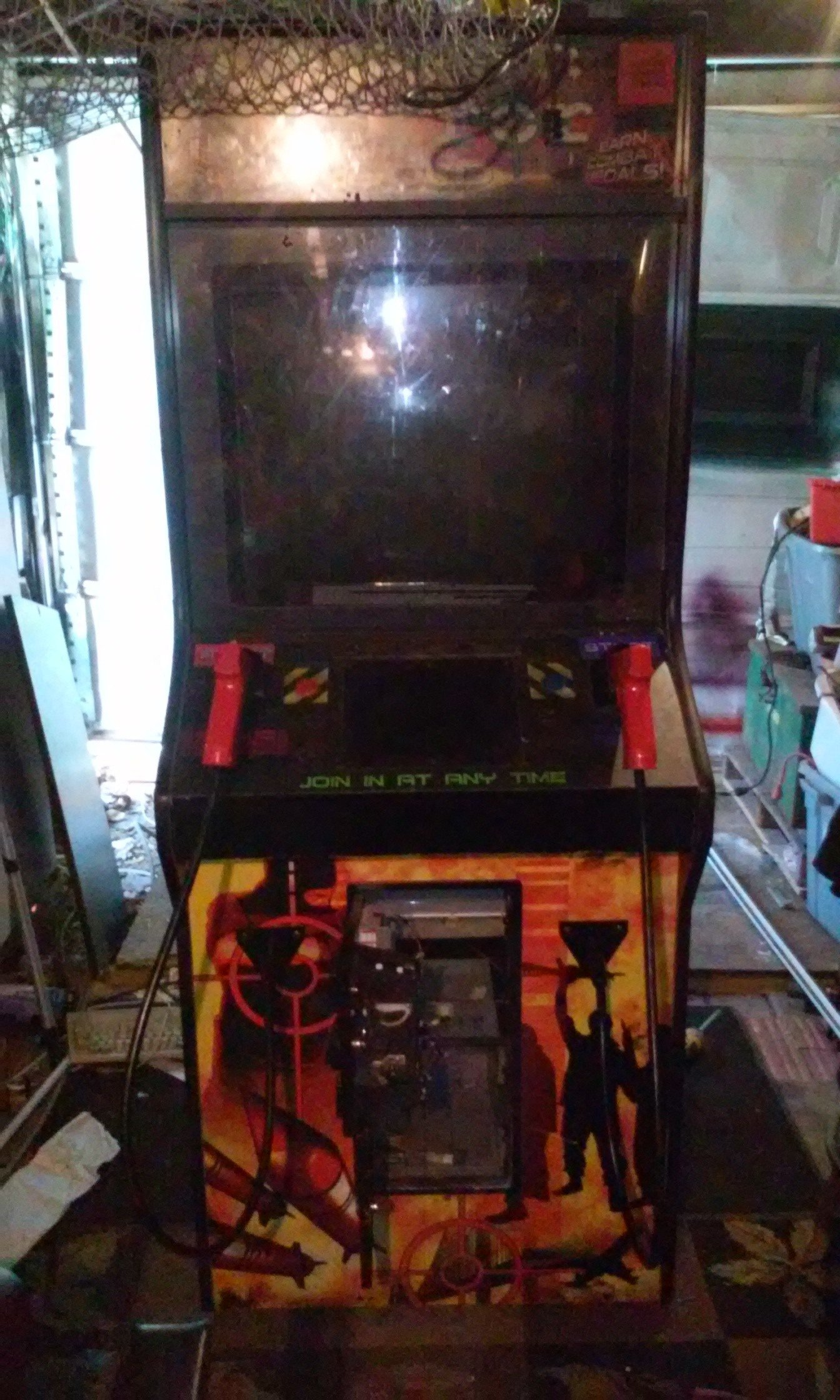Buy Here Pay Here Indianapolis >> Target Terror & Century Darts game for sale Indianapolis ...
