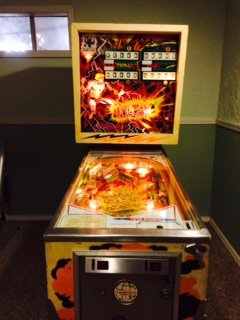 Vulcan pinball machine for sale in Springfield