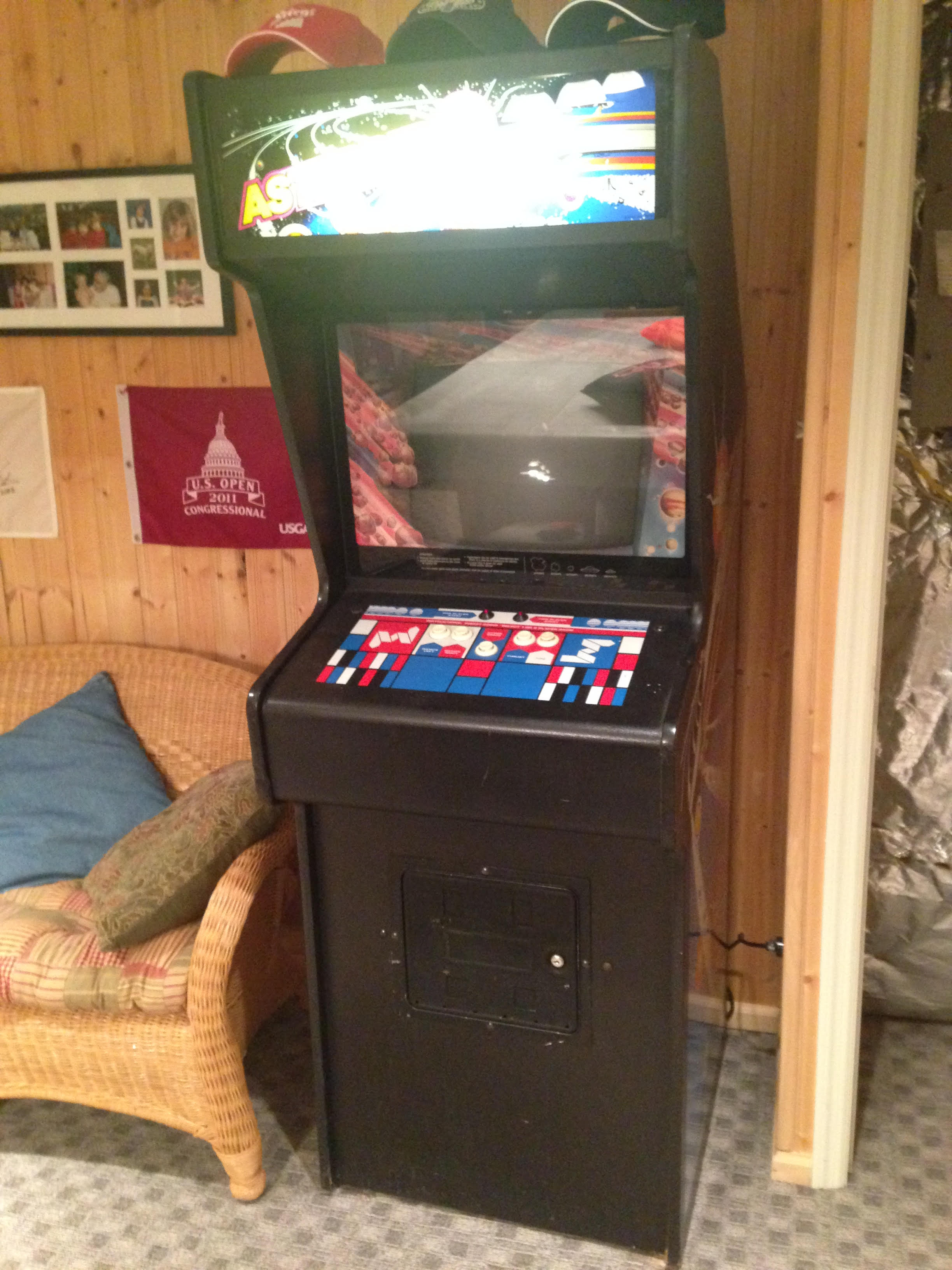 Asteroids Video Arcade Game For Sale In Frederick Maryland