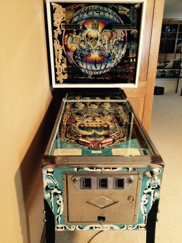 Bally Silverball Pinball Machine For Sale In Woodbury