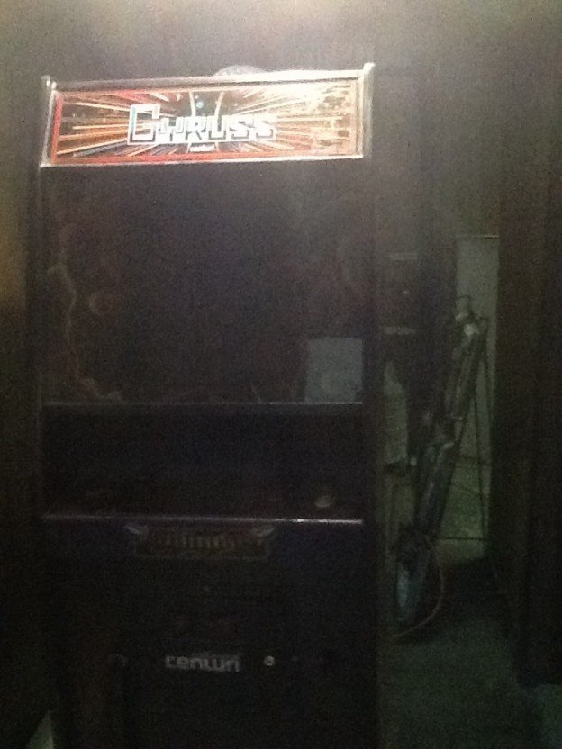 Gyruss video arcade game for sale in Hamilton, Ohio
