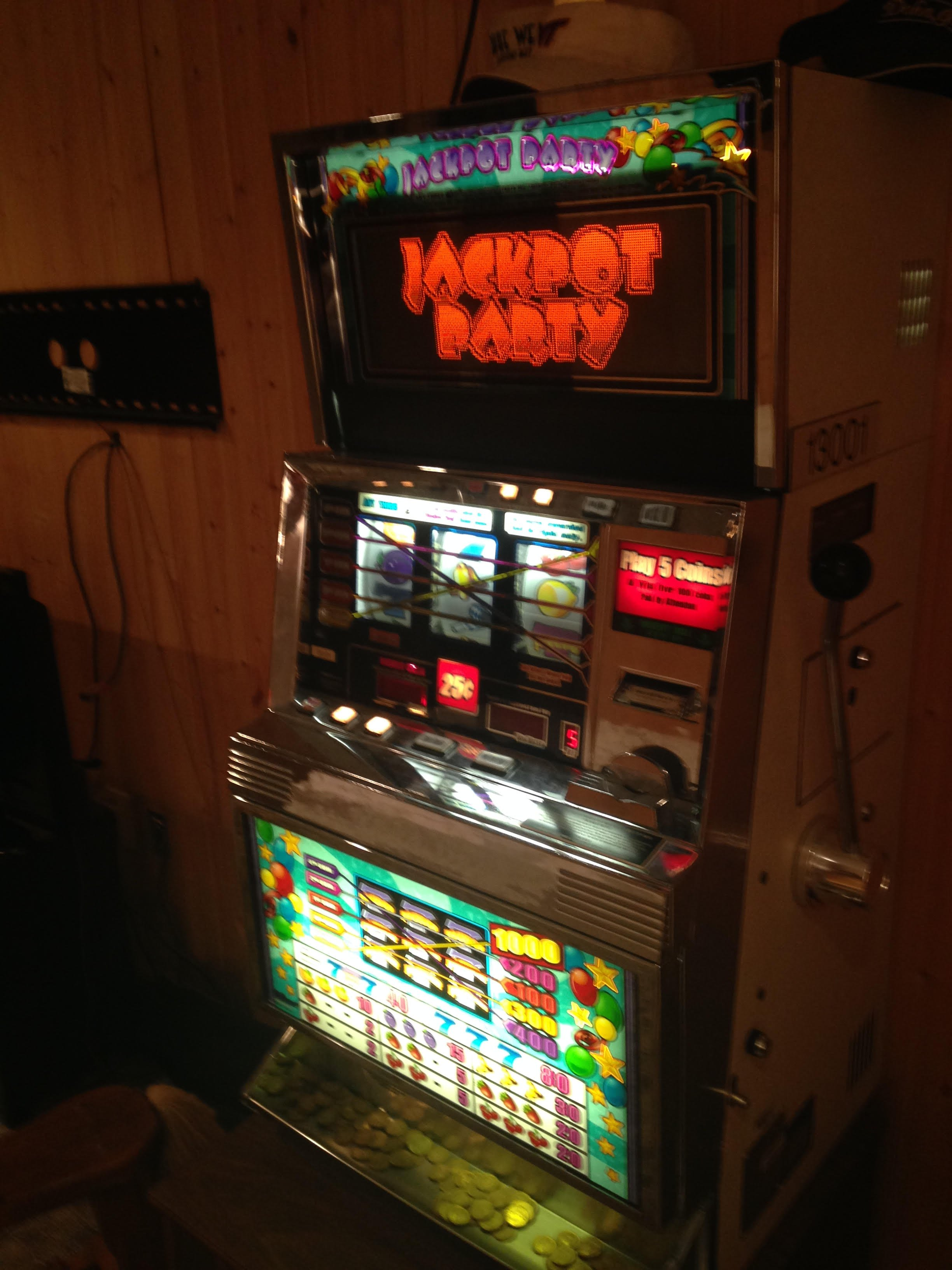 Sale slot machine portogruaro