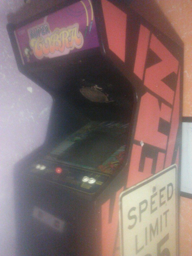 Super Cobra video arcade game for sale Ohio