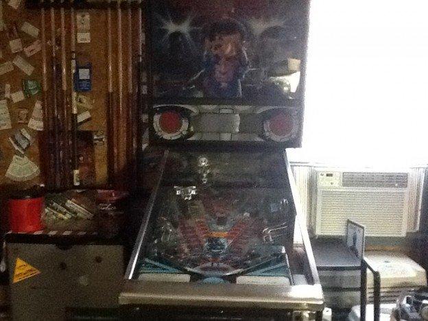 Terminator 2 Judgement Day pinball machine for sale in IL