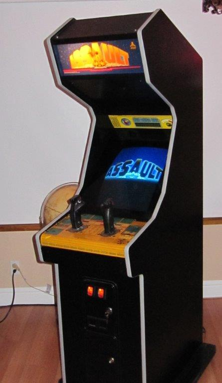 Assault video arcade game for sale in San Jose, California