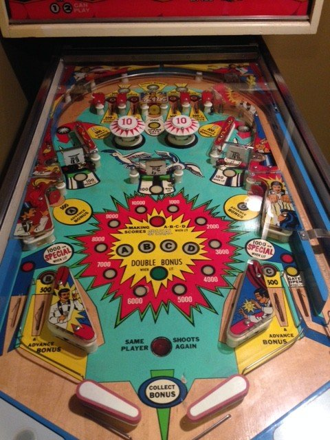 Buy Here Pay Here Louisville >> 1976 Bally Hokus Pokus pinball machine for sale in Louisville, Kentucky
