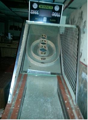 Skee Roll skeeball machine for sale in Berlin New Jersey