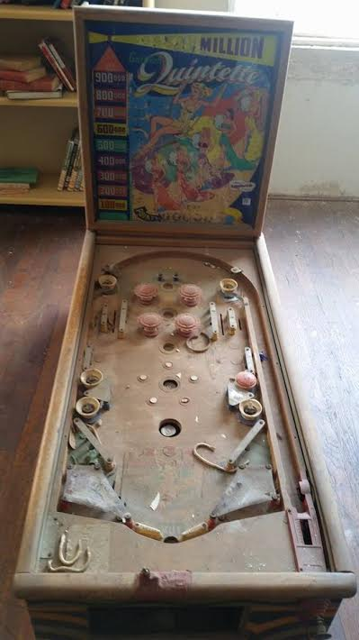 Quintette pinball machine for sale in Enid, Oklahoma