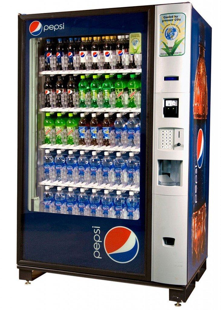 pepsi vending machine for sale
