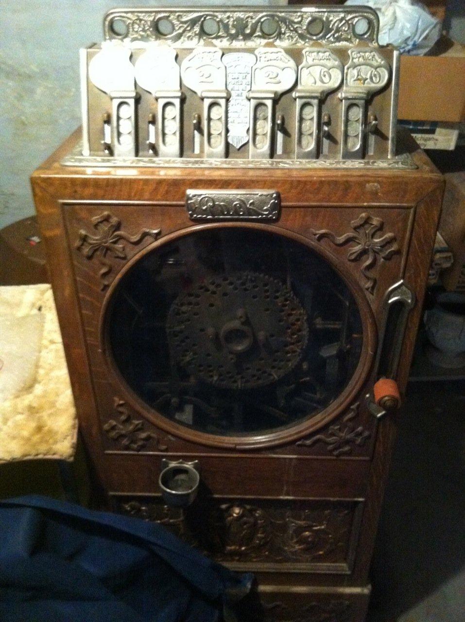 nickel slot machine for sale