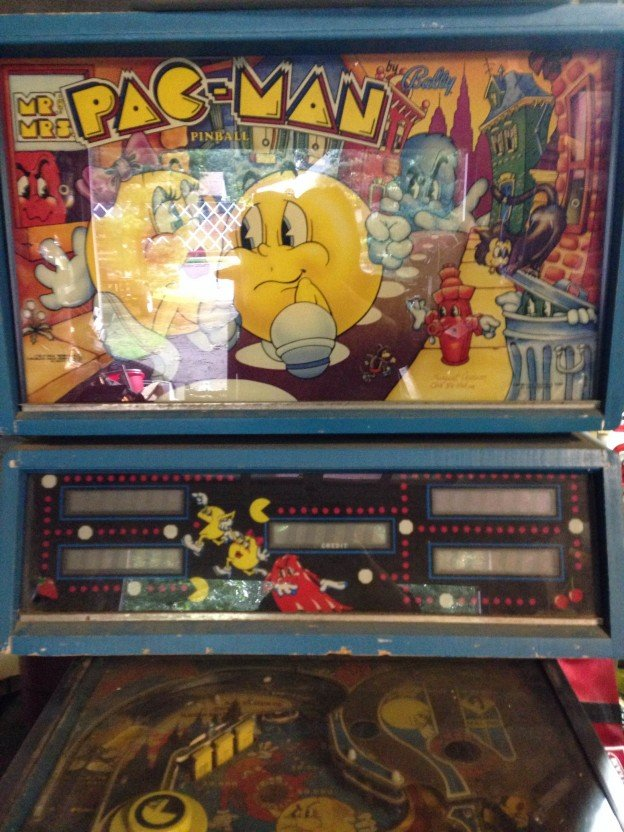 pinball machine nj