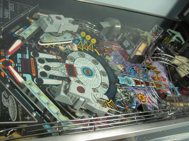 star trek slot machine for sale