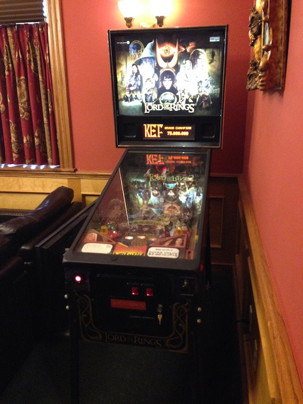lord of the rings slot machine for sale