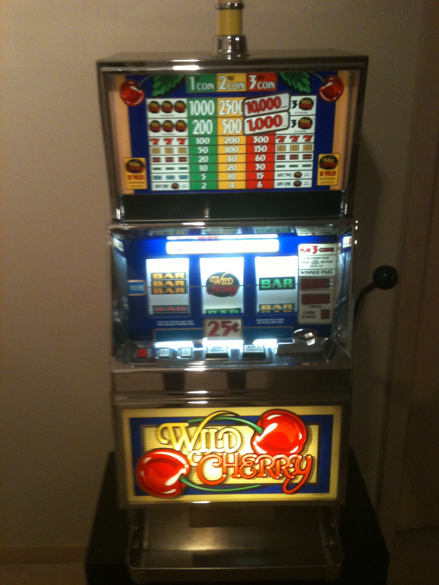 Used slot machines games at crown casino