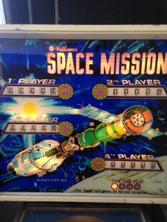 1976 Williams Space Mission for sale in North Carolina