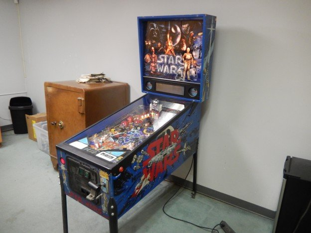 wars arcade machine for sale